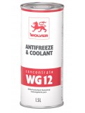 Wolver AntiFreeze & Coolant WG12 Concentrate