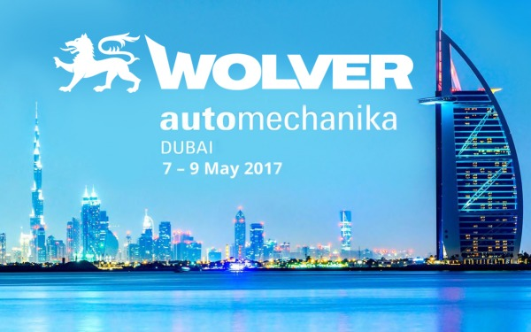 Wolver Lab GmbH at the international exhibition Automechanika Dubai 2017.