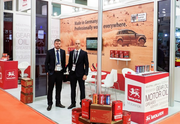 Wolver Lab GmbH took part in the annual international exhibition Automechanika Dubai 2019